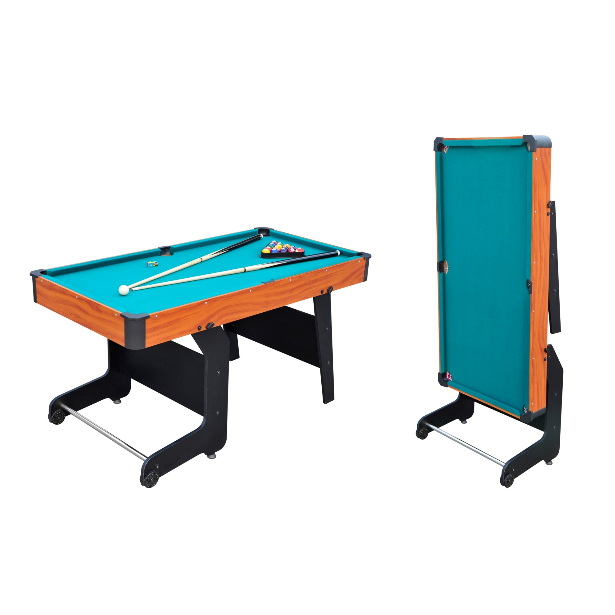 - 5ft Folding Pool Table For £84.99 (Was £169.99) At Smyths Toys HQ