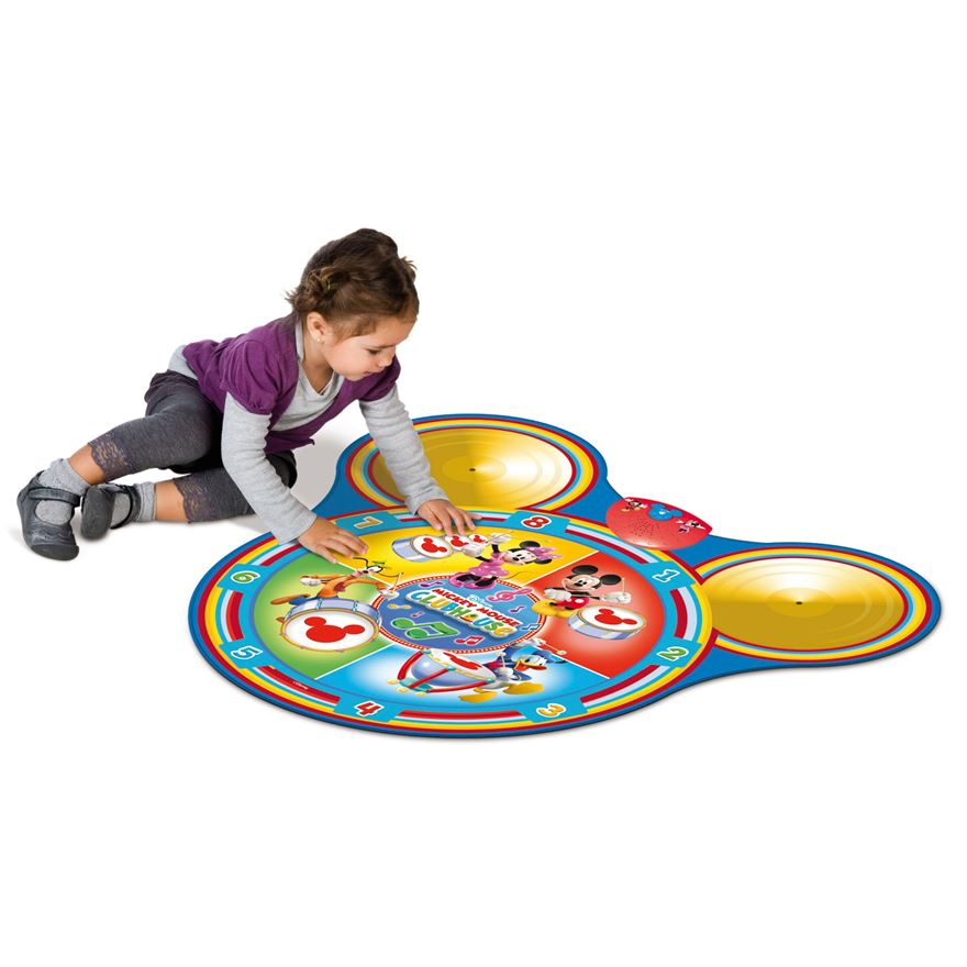 Disney Mickey Mouse Musical Drum Set Play Mat For 163 9 99
