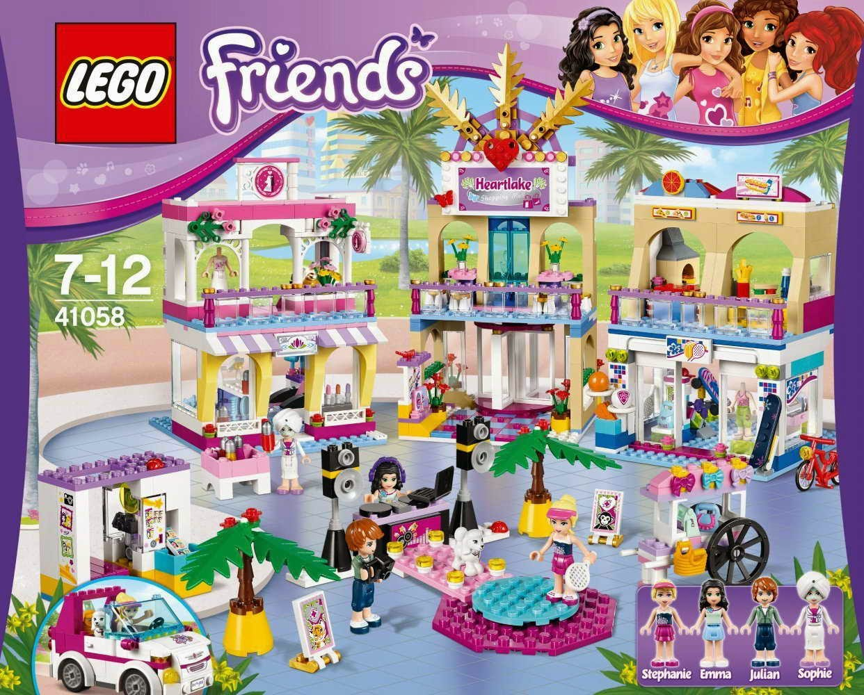 FREE Lego Friends Storage Box (worth £) when you spend £20 on Lego Friends derpychap.ml Could make a nice little extra gift if you.