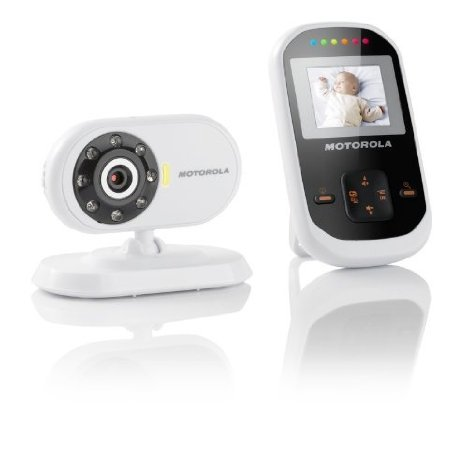 motorola mbp18 digital video baby monitor for was at amazon find it for less. Black Bedroom Furniture Sets. Home Design Ideas