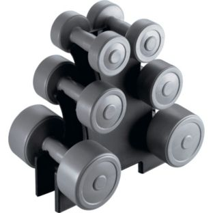 Pro Fitness Dumbbell Tree Set For 163 9 99 Was 163 19 99 At