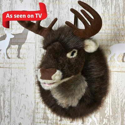 Singing Reindeer Head For 163 25 00 Was 163 30 00 At The Range