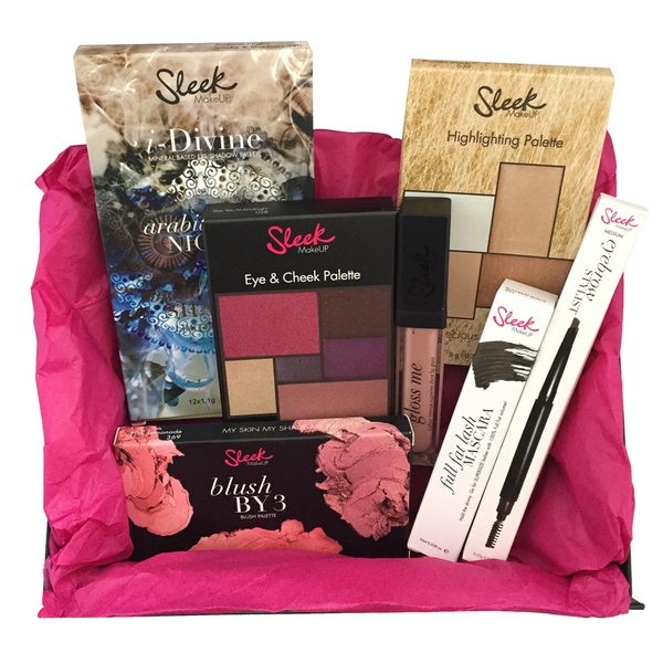 Sleek MakeUP Party Box Gift Set For U00a330.00 (Was U00a355.00) At Superdrug | Find It For Less