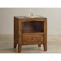Tali Solid Rosewood Bedside Table For 118 26 Was 239 58 At