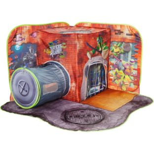 Buy Now  sc 1 st  Find It For Less & Teenage Mutant Ninja Turtles 3D Playscape for £10.99 (Was £24.99 ...