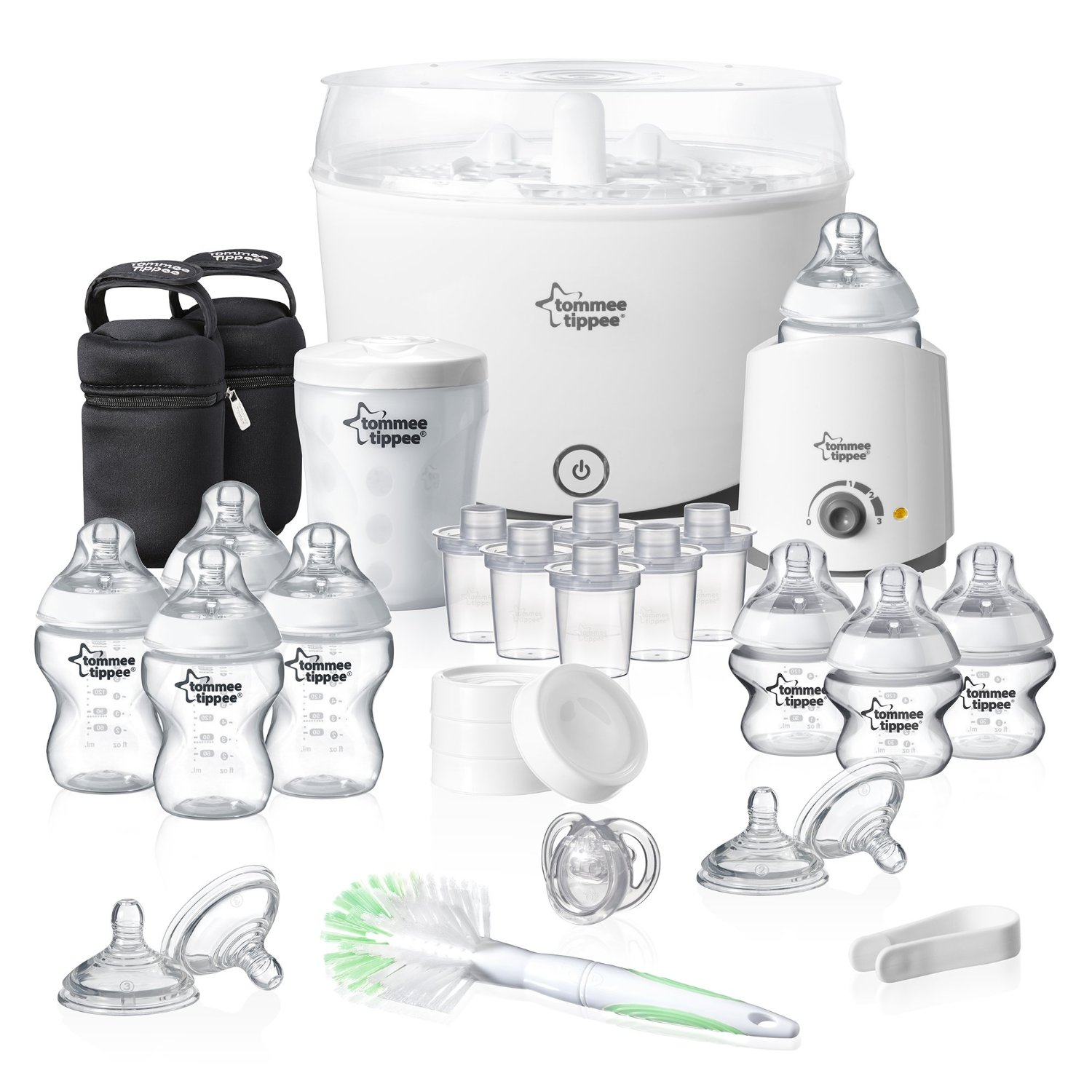 Tommee Tippee Closer To Nature Complete Starter Kit For 163